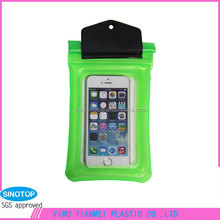 New sport swimming smartphone bag waterproof dry bag for general mobile 4g phone bag case two colour