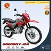 200CC Dirt Bike 4 Stroke Engine Type Mini Pocket Bike Motorcycle Hyperbiz SD200GY-10A