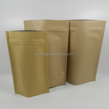 Per design custom paper box inside kraft paper bag packaging wholesale