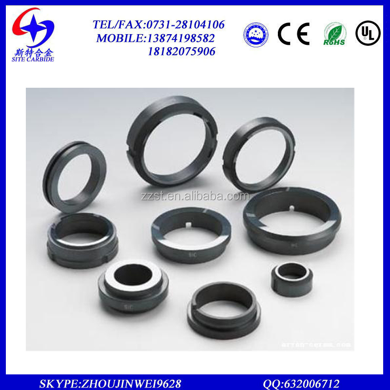 Hot selling tungsten carbide machanical seal/ tungsten carbide roller sleeves with great price