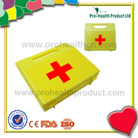 Wholesale High Quality Plastic Empty First Aid Box