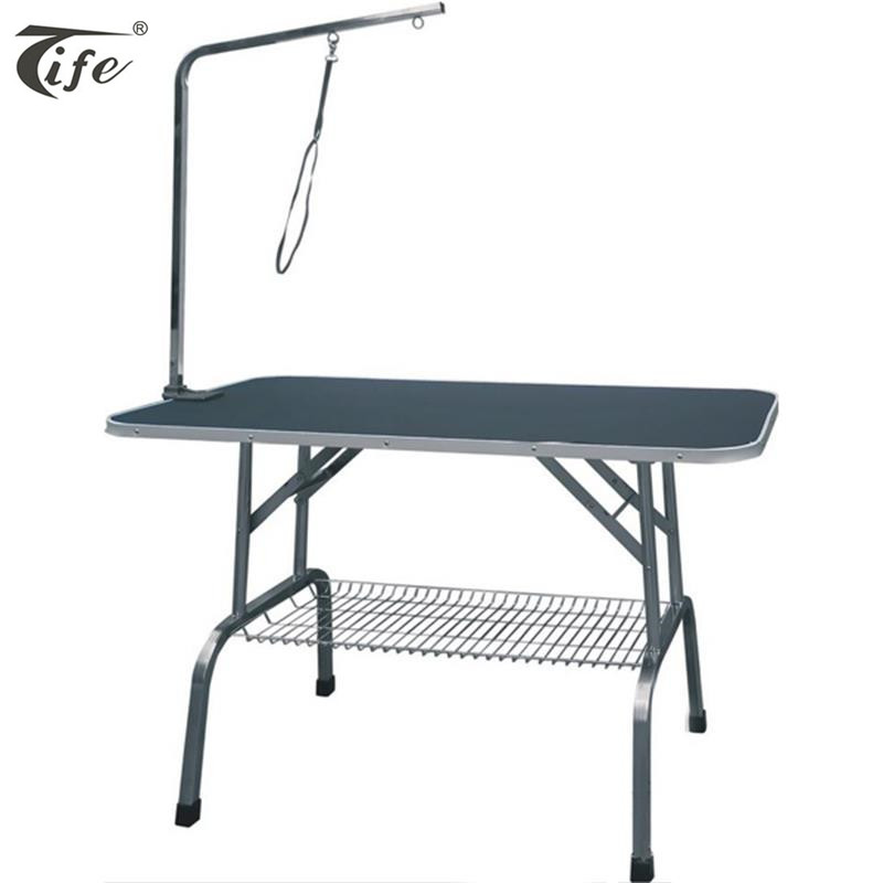 Professional high quality cheap price stainless steel electric dog pet grooming table