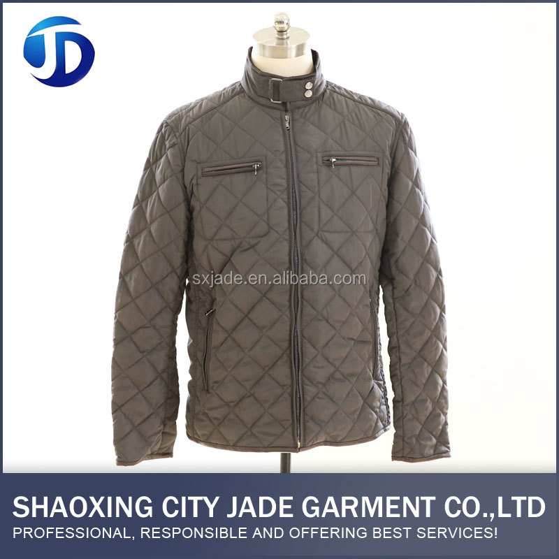 Windproof Feature Elegant New Arrival Winter Jacket Men Coats