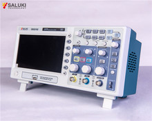 Low Cost Saluki DSO2102 100MHz, 2CH Automotive Oscilloscope