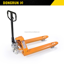 Good quality manual hand stacker 1ton 2T 2.5T 3T 5T CE ROHS 09 DONGRUN brand