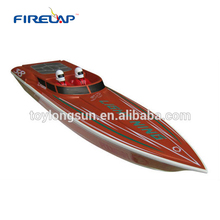 Wholesale rc racing boat with engine power rc boat