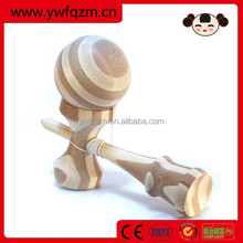 Factory wholesale promotion cheap bamboo kendama
