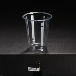 disposable deli container plastic pet cups with dome lids