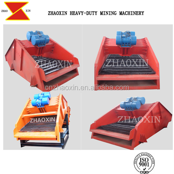 Best quality vibrating screen, base-type vibrating screen