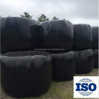 Sticky Waste Bale Wrap Plastic Film