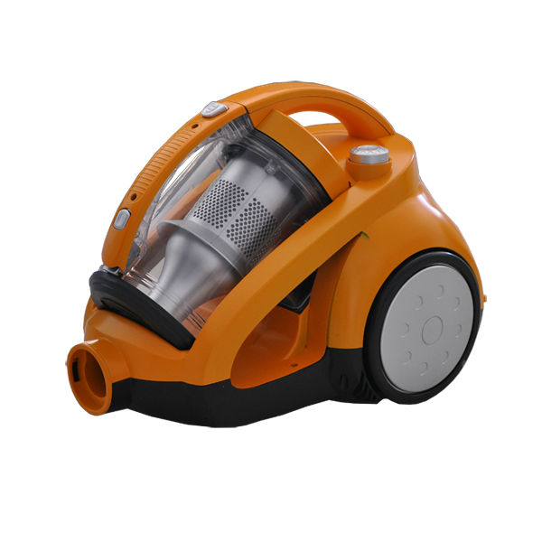 HEPA Cyclonic Bagless Vacuum Cleaner/2200W Max High Suction Power Vacuum Cleaner