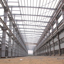 Low cost prefab warehouse and high quality steel structure workshop