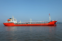 3180 tons Tanker ship for sale
