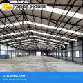 Norway construction design structural light steel beam frame building structures warehouse