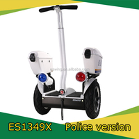 2 wheeler City version Bike scooter for constabulary