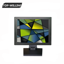 High Quality 15 inch LCD POS Touch Screen Monitor/Slot Machine