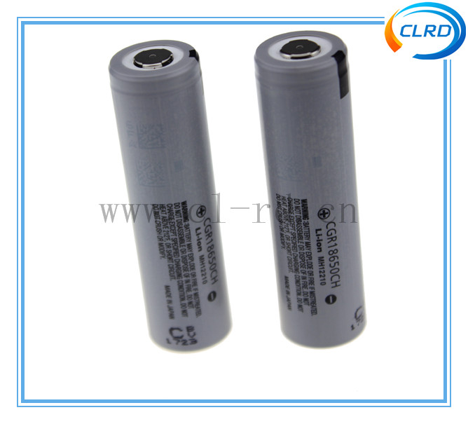 10A discharge 3.7v 18650 lithium ion battery CGR18650CH 2250mAh hand-held power tools li-ion battery
