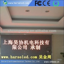 Popular custom hot alibaba express indoor led display