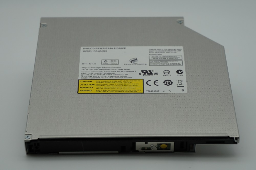 DS-8A5SH SATA DVD/CD Rewritable laptop Drive