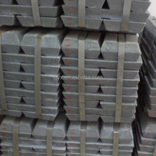 export zinc ingot price with special high grade zn 99.99% for buyers