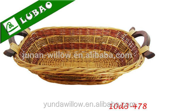 french heated bread basket