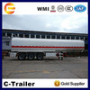 sucessful case brand fuel tank semitrailer sale in africa