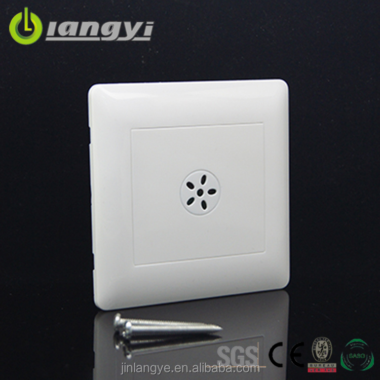 High Quality Safety 100W Voice Control Wall Switch