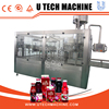 Fruit Juice Hot Filling Manufacture/Bottling Juice Filling Plant