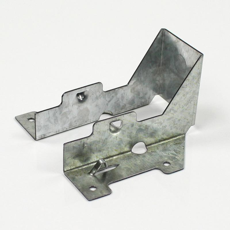 Metal Framing Angle Corner Brace Frame Truss Bracket Tie Connector ...