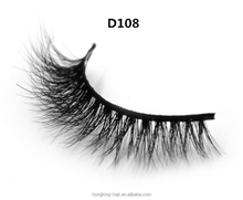 new arrival cheap real mink eyelash false eyelash with private label eyelash packaging