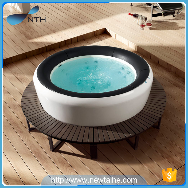 NTH china supplier freestanding outdoor cheap price soaker hot japanese swim spa bath tub