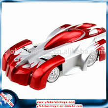 GW-TC9920C infrared remote control car led light ,mini car climbing wall smooth surface