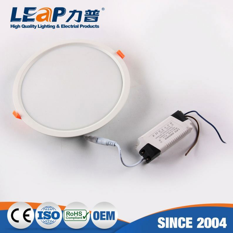 Oem Company List 3 Inch 7W Round Squre Led Panel Light