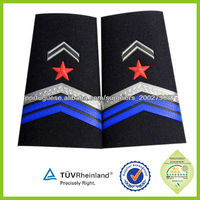 custom military epaulettes military shoulder rank
