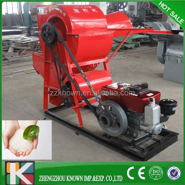 grain thresher for sale /small wheat rice thresher /multi crop thresher