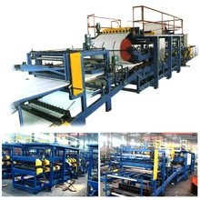 Automatic precast EPS sandwich wall panel making machine/ production line