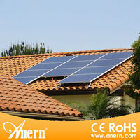 10kw home solar power system with renewable energy generator