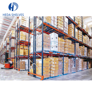 High Quality Warehouse Storage Rack Equipment High Heavy Duty Storage Shelves System