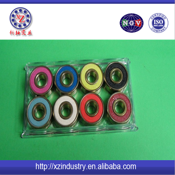 Alibaba hot sale penny skateboard 608 hybrid ceramic bearings for sale