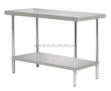 Stainless Steel Hotel Kitchen Working Prep Table GR-400