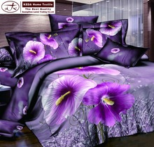 China Supplier high quality romantic 3D comforter set
