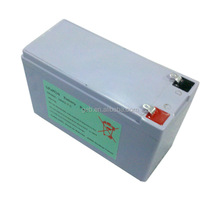 Lithium iron phosphate battery LiFePO4 12V 7.5Ah 12V 7.5Ah replace for lead acid battery