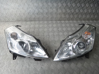 USED JDM Front Headlights Lights OEM for 05-08 Presage U31 INFINITI Electroplated