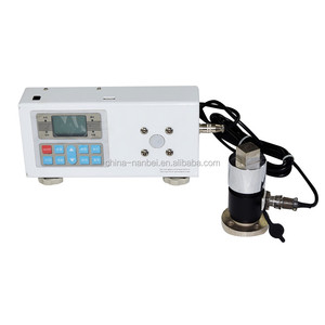 Electric high speed impact digital torque tester