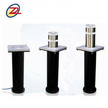 driveway barrier bollard concrete rising bollards types of bollard