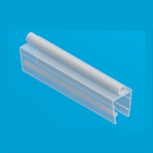 Sonlam Manufacture Soft Protective Rubber Glass Plastic Shower Door Seal Strip