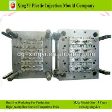 plastic injection mould for auto fasteners/clips ,High Quality Seat Back Plastic Injection Mould ,