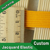 brushed elastic soft elastic