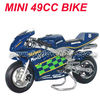 New design 49cc mini pocket bike