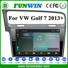 Factory Direct Supply 2 Din Touch Screen Car DVD GPS Beetle Navigation DVD Player For VW Golf 7 2013